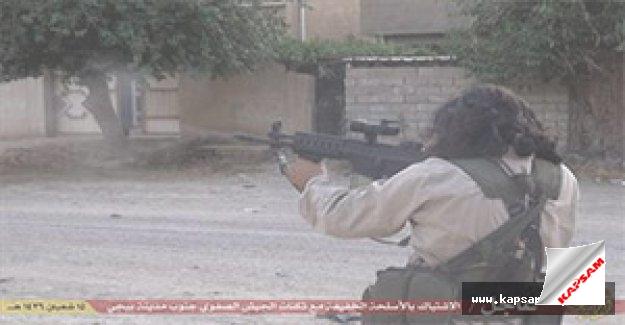 Güney Kore yapımı silah, IŞİD'in elinde