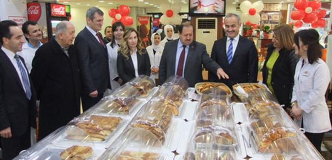 'Güvenilir Gıda Projesi'  başarılı olanlara ödül...