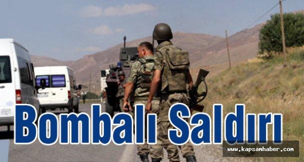 Güvenlik Güçlerine Bambalı Saldırı