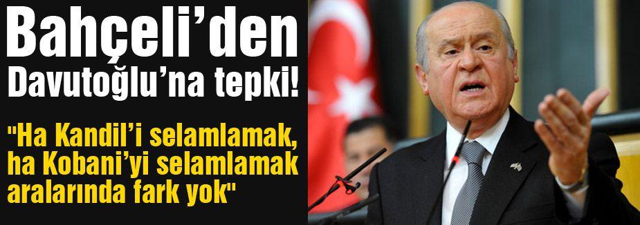 Ha Kandil'i selamlamak, ha Kobani'yi...