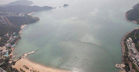 Haiyan tayfunu Çin'i de vurdu