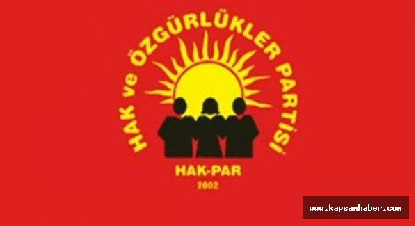 HAK-PAR, AKP Lehine çekildi