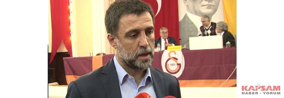 Hakan Şükür: Galatasaray şampiyon olursa...