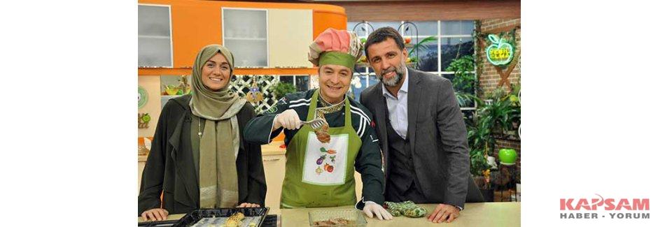 Hakan Şükür, Oktay Usta'nın Mutfağında...