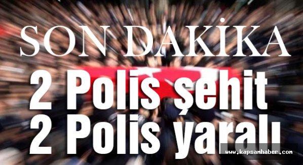 Hakkari'de PKK'lılar yine saldırdı. 2 şehit