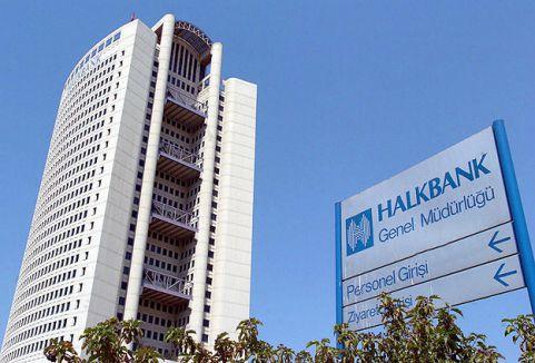 Halkbank'tan  Açıklaması...