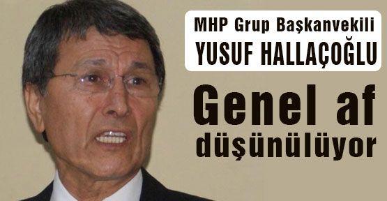 Hallaçoğlu:
