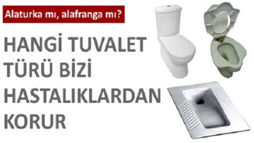 Hangi tuvalet sağlıklıdır?