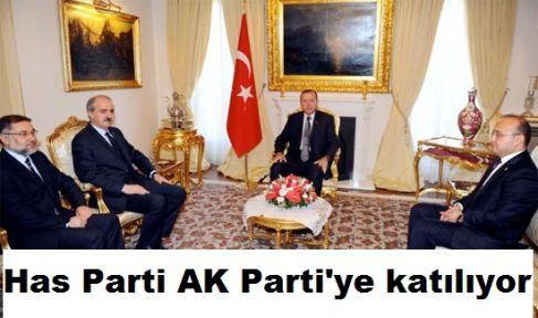 Has Parti ile AKP Nişanlandı, evlilik yakın