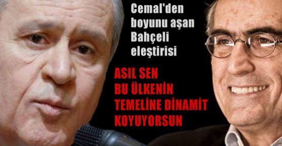 Hasan Cemal'den Devlet Bahçeli'ye Ukala Tavır