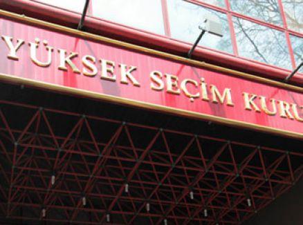 Hatay'da, AKP'nin itirazı reddedildi
