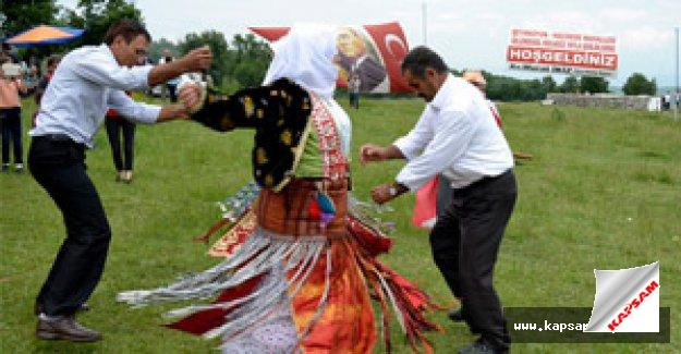 Havza'da Kocadüz Festivali coşkuyla kutlandı