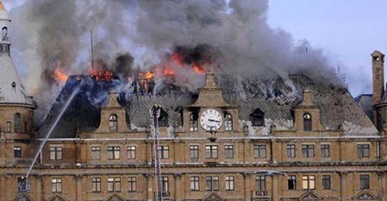 Haydarpaşa Garı'ndaki yangın davasında karar...