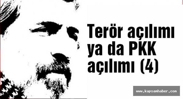 H.Basri Arslan Terör açılımı yada PKK açılımı