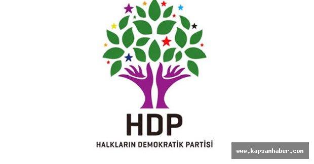 HDP'den sınır ötesi operasyon açıklaması