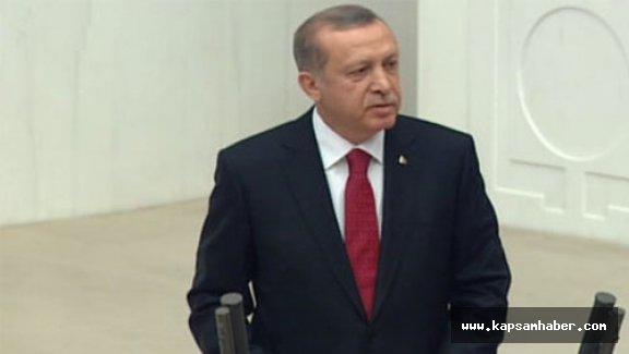 HDP, Erdoğan konuşmaya başlayınca genel kurulu terketti