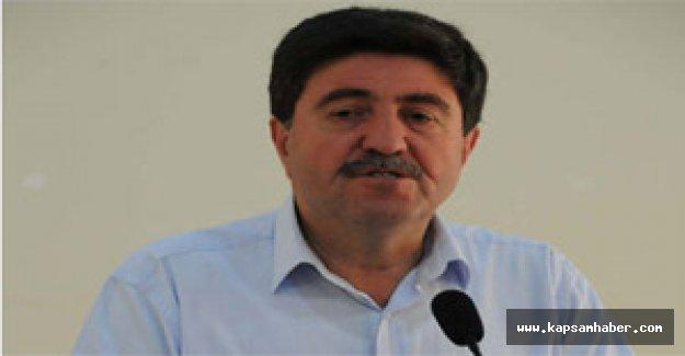 HDP Mitingindeki Patlamayla ilgili Altan Tan Konuştu