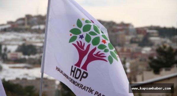 HDP YSK'ya başvurdu: kamera kurulsun
