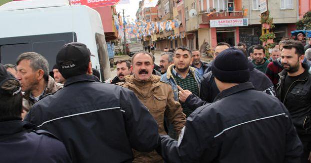 HDP'ye tepkiler son hız devam ediyor...