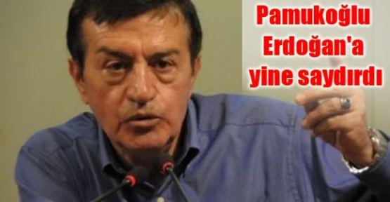 HEPAR Genel Başkanı Pamukoğlu Erdoğan'ı Yanıtladı