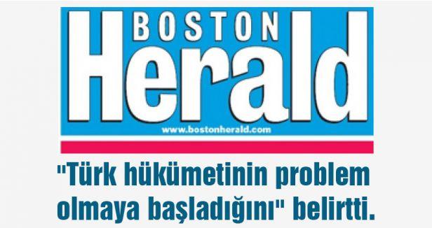 Herald: Türk Hükümeti, problem olmaya başladı