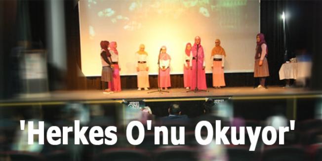 'Herkes O'nu Okuyor'