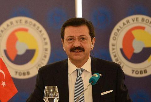 Hisarcıklıoğlu, DEİK yönetiminden istifa etti...
