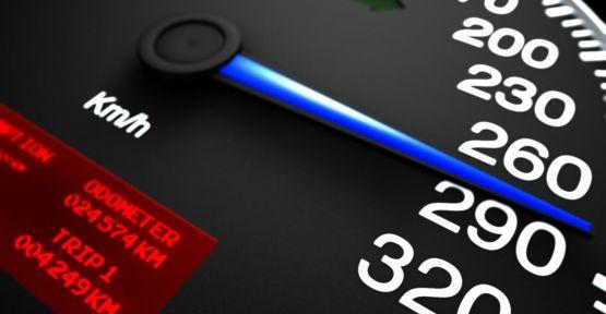 Hız Tutkunları Dikkat !Hız Limiti 50 km'de Belirlendi