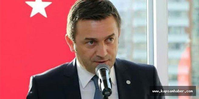 Hizmet İŞ Samsun Başkanı Ziya Uzun