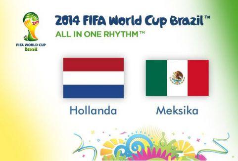 Hollanda çeyrek finale yükseldi
