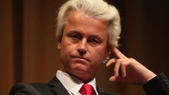 Hollandalı aşırı sağcı vekil kin kustu