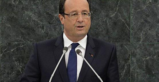 Hollande'dan Obama'ya: Rahatsızız