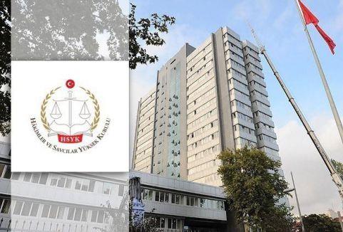 HSYK Kanunu yürürlüğe girdi
