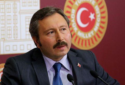 İdris Bal, medyaya operasyonu Meclis'e taşıdı