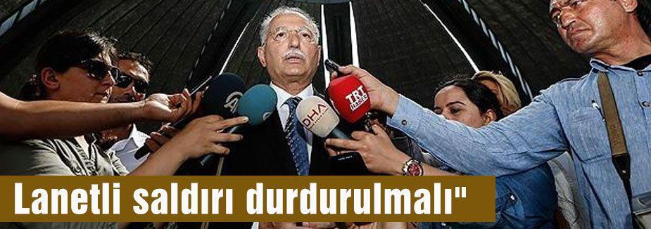 İhsanoğlu: