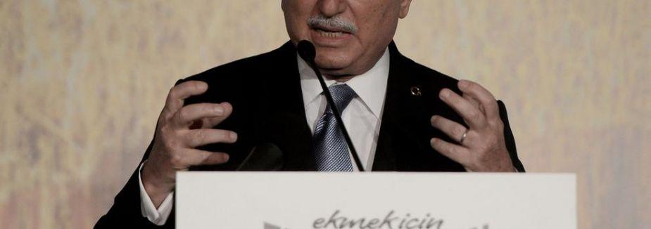 İhsanoğlu seçim bildirgesini açıkladı