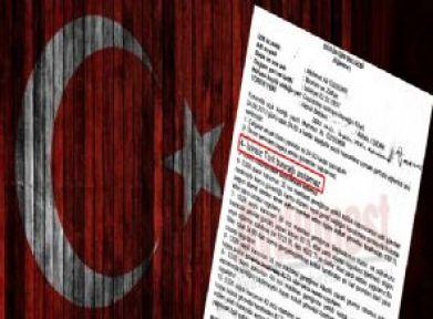 İlginç Türk Bayrağı Yasağı...