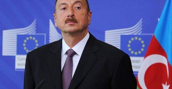 İlham Aliyev yemin etti...