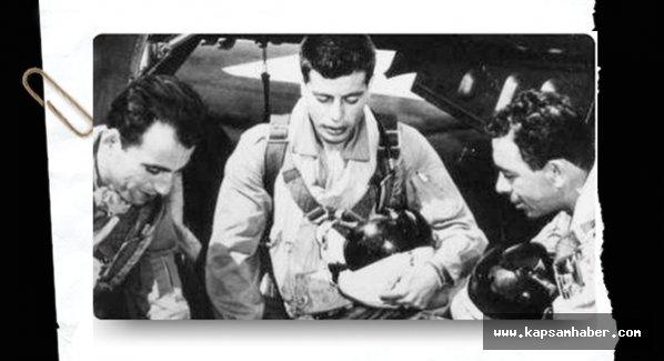 İlk Hava Harp Şehidi Yüzbaşı Cengiz TOPEL