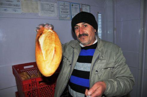 İlkadım Halk Ekmek Müdürü'den zam haberi