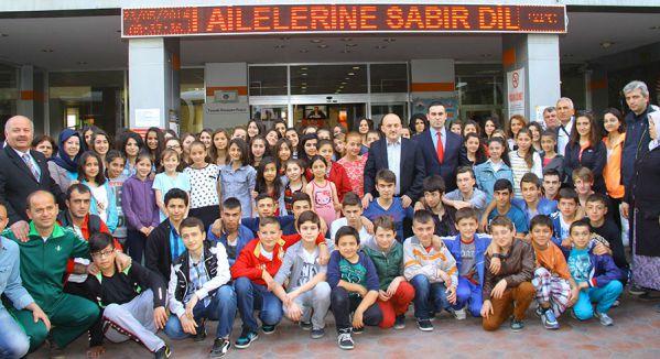 İLKADIM Nevşehir'in misafiri