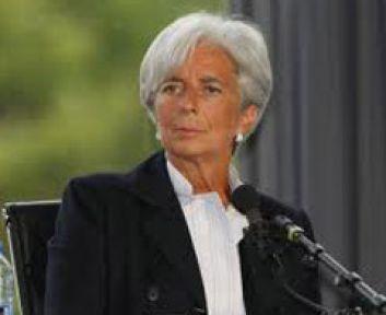 IMF Başkanı Şimdilik Rahat...