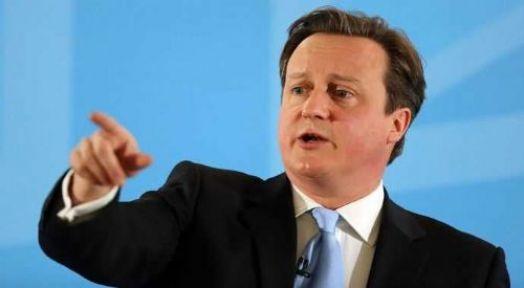 İngiltere Başbakanı:'Kimyasal Saldırıya Cevap Vermeliyiz'
