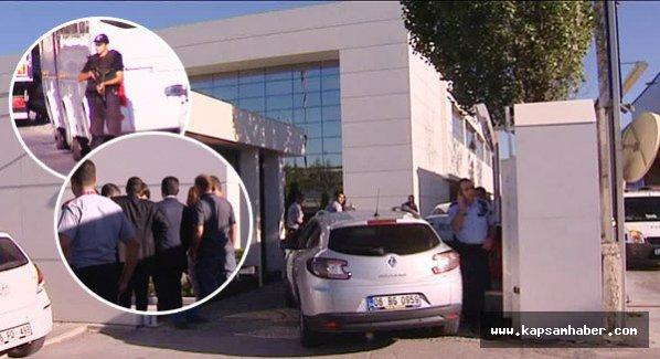İpek Holding'e polis baskını
