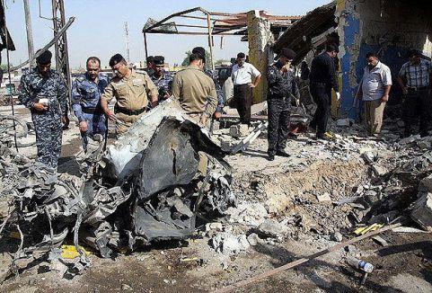 Irak En Kanlı Zamanlar...