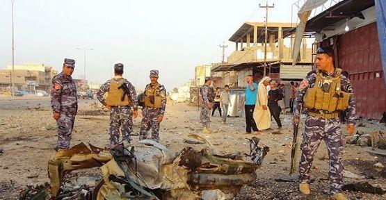 Irak, Kerkük'te Bombalı Sldırı