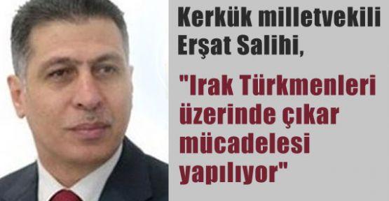 Irak Türkmenleri üzerinde çıkar mücadelesi