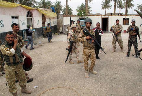 Irak'ta 39 IŞİD militanı öldürüldü...