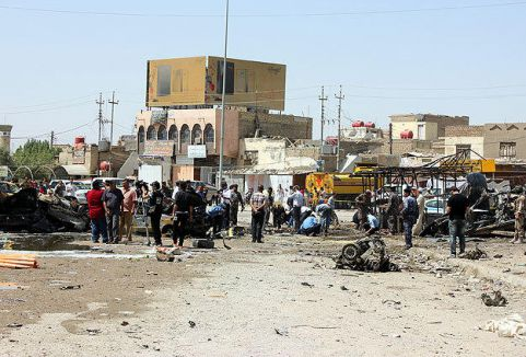 Irak'ta El-Kaide operasyonu...