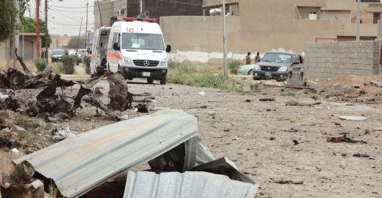 Irak'ta patlamalar...